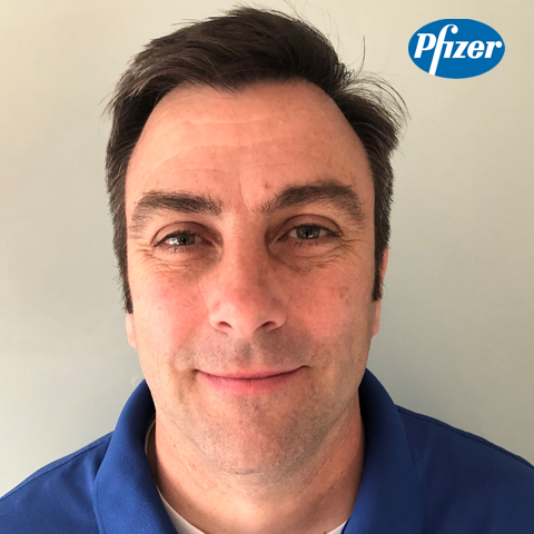 Meet our partner: Kevin Maresca from Pfizer